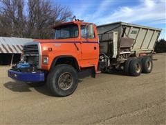 1993 Ford L8000 T/A Manure Spreader Truck