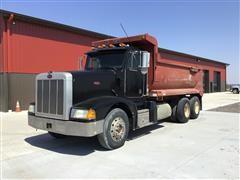 1996 Peterbilt 377 T/A Dump Truck