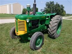 1955 Oliver Super 99 Gas 2WD Tractor