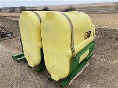 Top-Air 240 Gallon Saddle Tanks
