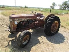 1948 Ford 8N 2WD Tractor