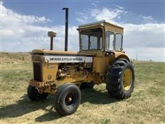 1967 Minneapolis-Moline Wheatland G1000 2WD Tractor