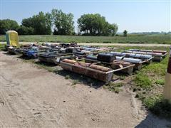Gravel Pipeline Floats