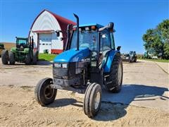 2000 New Holland TS110 2WD Tractor
