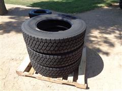 Bridgestone 295/75/ R 22.55 Tires