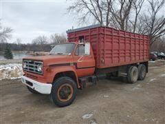 1975 Chevrolet C65 18' T/A Grain Truck