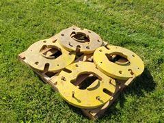 John Deere Tractor Wheel Weights