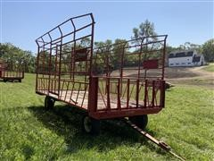E-Z Trail 918 Hay Wagon