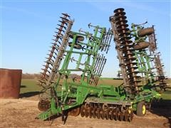 2006 John Deere 726 Mulch Finisher 3 Section Pull-Type Tillage Tool