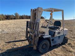 Komatsu FG20-7 Forklift