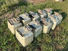 Kinze 2600 Insecticide Boxes