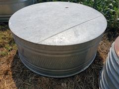HW Brand Livestock Water Tank