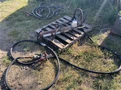 Hiniker NH3 Cold Flow System