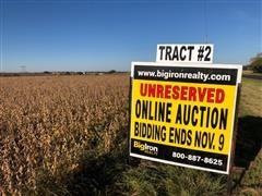 Tract 2:  38.45+/- Acres Polk County, NE
