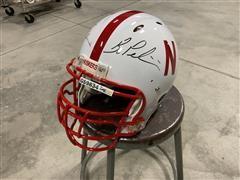 Full Size Replica University Of Nebraska Helmet
