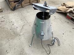 Spread-All E-3 Reversible Hi-Speed Grain Spreader