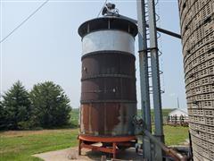 Butler Kan-Sun 8-15-10 Continuous Flow Grain Dryer