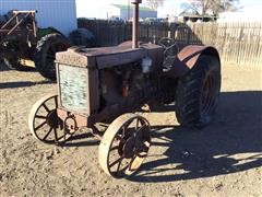 1934 Case L 2WD Tractor