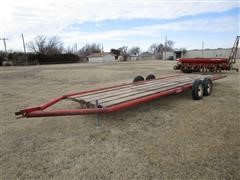 Donahue 728S 7'x28' T/A Implement Trailer