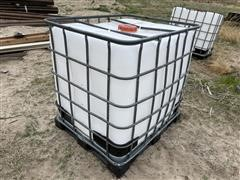 Schutz 275-Gal Steel Caged Water Tote