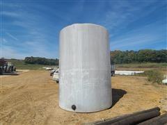 5,000 Gallon Vertical Poly Tank