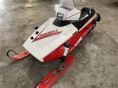 1992 Yamaha Phaser II ST Snowmobile