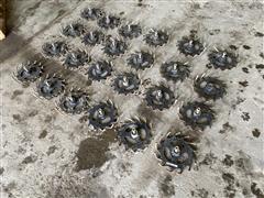 Schlagel Spiked Posi-Closing Wheels