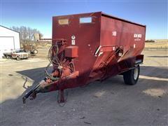 Monomixer 1490 Feeder Wagon