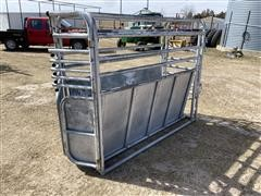 Quick Silver Roping Chute