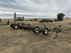 Cisco Rotary Attachment & Furrow Rotary Hoe For Parts