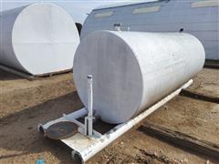 2100-Gallon Diesel Fuel Bulk Tank