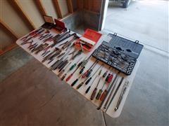 Craftsman Tap & Die Set & Tools