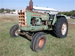 1963 Oliver 1900 GM Diesel Standard/Wheatland 2WD Tractor