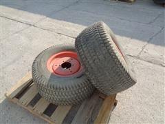 Bridgestone 31X13.5 -15 Tires And Rims