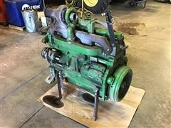 John Deere 466 Diesel Engine