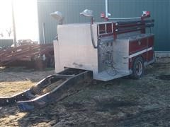 Fire Truck Bed With Generator