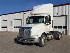 2008 International 8600 S/A Day Cab Truck Tractor