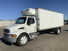 2009 Sterling Acterra 4x2 Refrigerated Cargo Truck