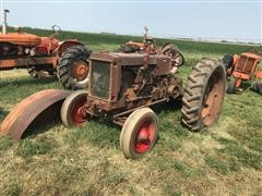 Case 2WD Tractor