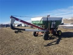Huskee 165 Bulk Seed Cart