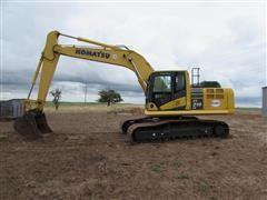 2014 Komatsu PC210LC-10 Excavator