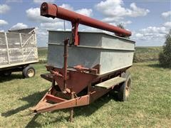 Heider 146B Auger Mixer Wagon