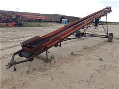 Butler Ensiloader Belt Conveyor