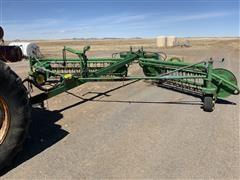 John Deere 705 Twin Hydraulic Rake