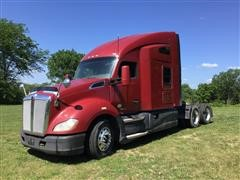 2015 Kenworth T680 T/A Truck Tractor