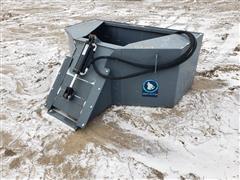 2021 Wolverine Concrete Bucket Skid Steer Attachment