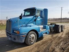1995 Kenworth T600 T/A Truck Tractor