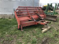 Degelman 4586 12' Front-Mount Tractor Blade