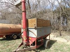 Heider Auger Feed Wagon
