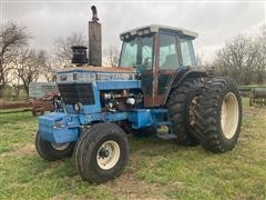 1990 Ford 8630 Powershift 2WD Tractor